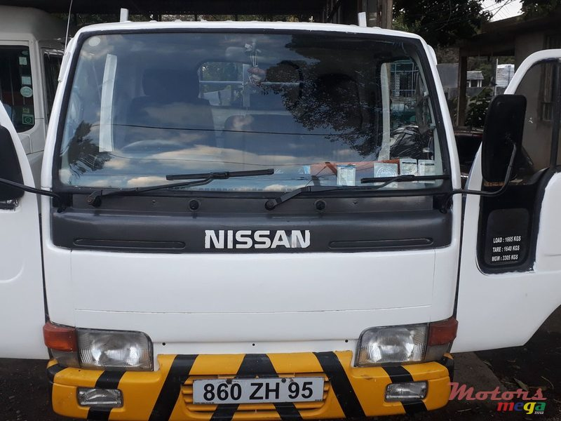 1995 Nissan Atlas 150 in Terre Rouge, Mauritius