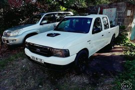 2005' Ford Double cab 4x2