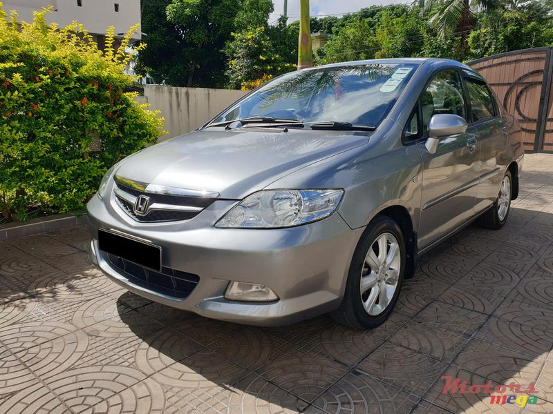 2007 Honda City in Rose Hill - Quatres Bornes, Mauritius - 2