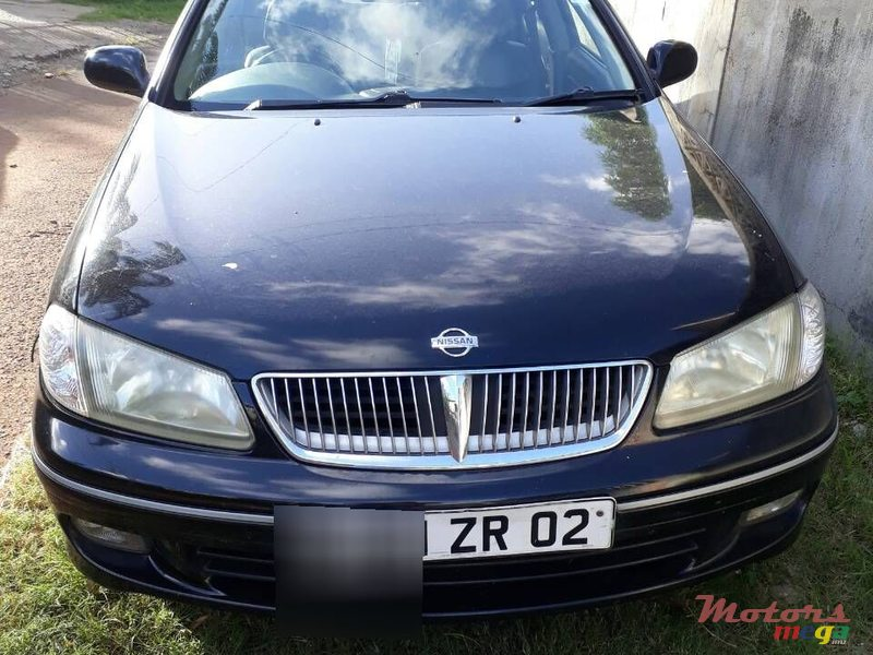 2002 Nissan Sunny in Terre Rouge, Mauritius