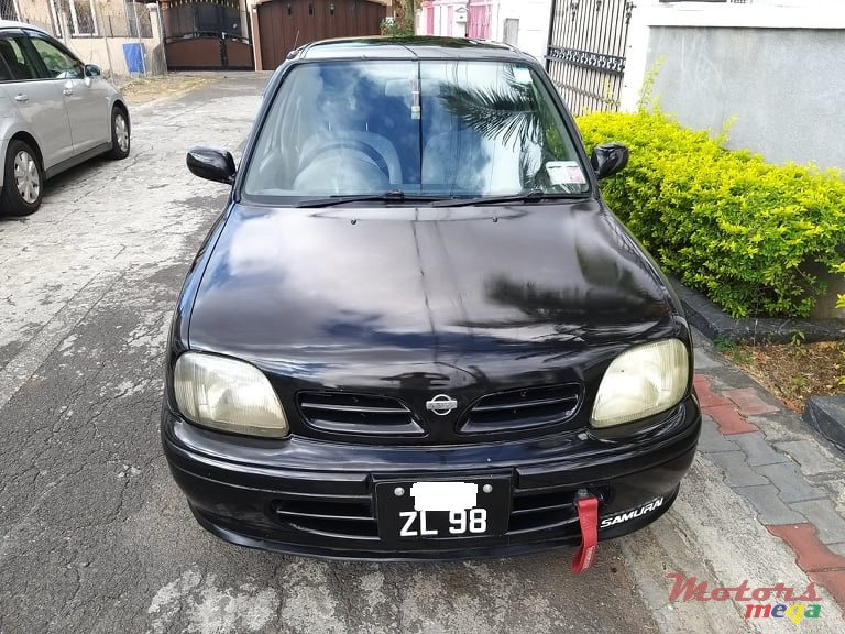 1998 Nissan March ak11 in Port Louis, Mauritius