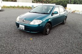 2002' Toyota Corolla NZE X-Manual JAPAN