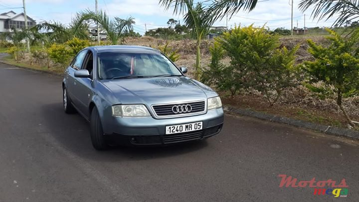 2005 Audi A6 1 8 Turbo For Sale 125 000 Rs Wazim Grand