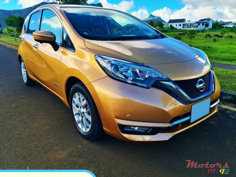 2017 Nissan Note E-power in Grand Baie, Mauritius