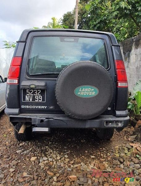 1999 Land Rover Discovery Series II en Port Louis, Maurice - 4