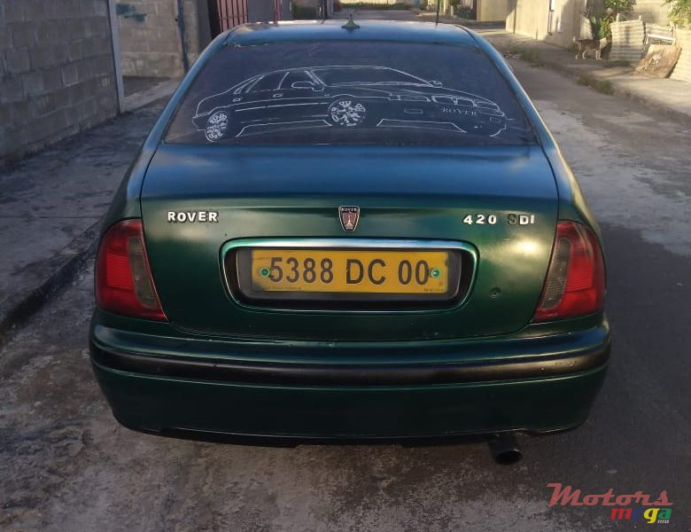 2000 Rover 420 Moteur nissan ,twin cam 16valv in Mahébourg, Mauritius - 2