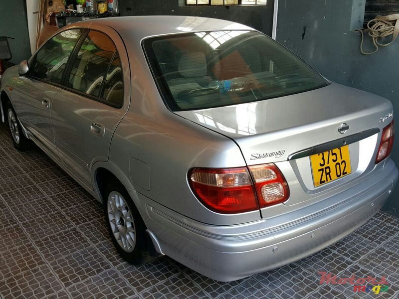 2002 nissan sunny n16 for sale 150 000 rs port louis mauritius rh motors mega mu Nissan Sunny FB15 Nissan Sunny Manual