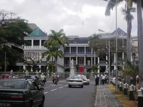 Government House, Port-Louis