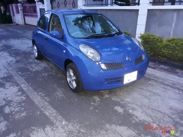 2007 Nissan March Ak12 en Port Louis, Maurice