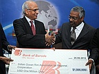 India Contributes $ 1m to Association of Indian Ocean Basin Countries