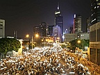 Hong Kong: Protesters Defiant Amid Stand-Off