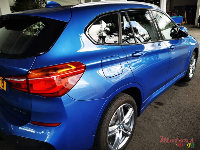 2019 BMW X1 1.5 S Drive 18i  M Sport Pack in Grand Baie, Mauritius - 4