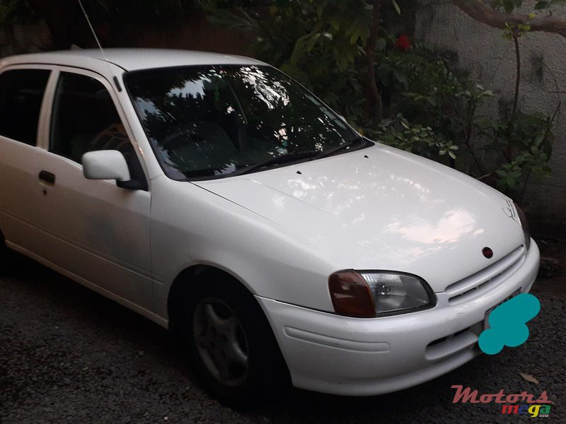 1998 Toyota Starlet in Grand Baie, Mauritius - 6