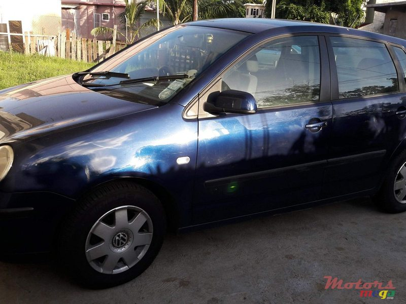2004 Volkswagen Polo in Port Louis, Mauritius