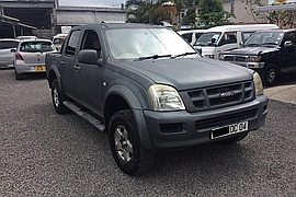 2004' Isuzu KB Series