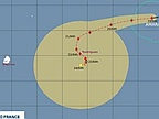 Weather: Rodrigues Alert 1