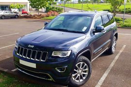 2016' Jeep Grand Cherokee 3.0 CRD Limited