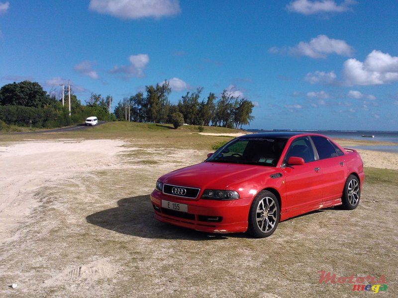 1998 Audi A4 avec body kit, plaque personal in Rose Hill - Quatres Bornes, Mauritius - 2
