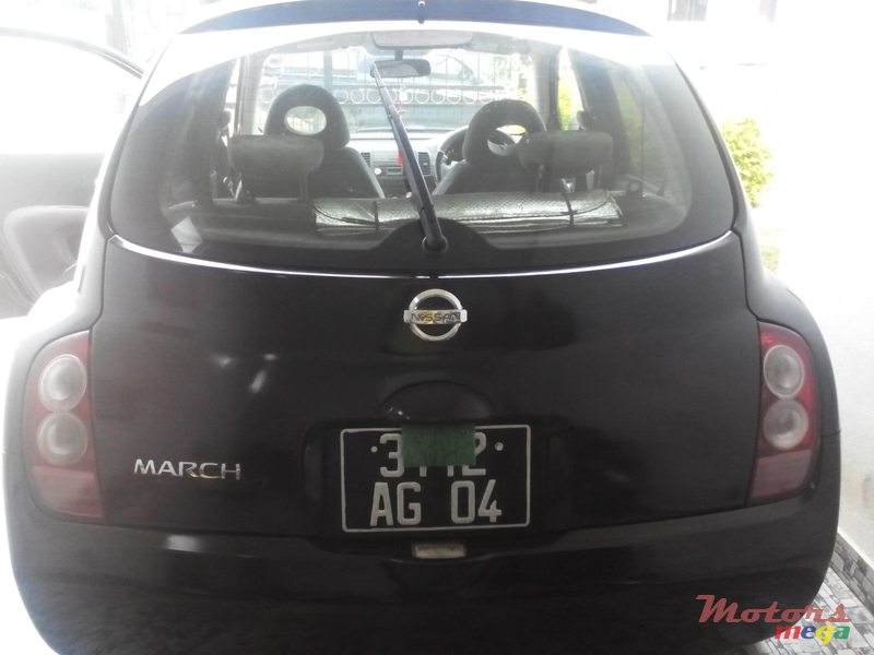 2004 Nissan March AK12 in Flacq - Belle Mare, Mauritius