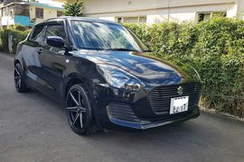 2017' Suzuki Swift Japan automatic