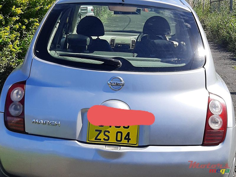 2004 Nissan March in Curepipe, Mauritius - 2
