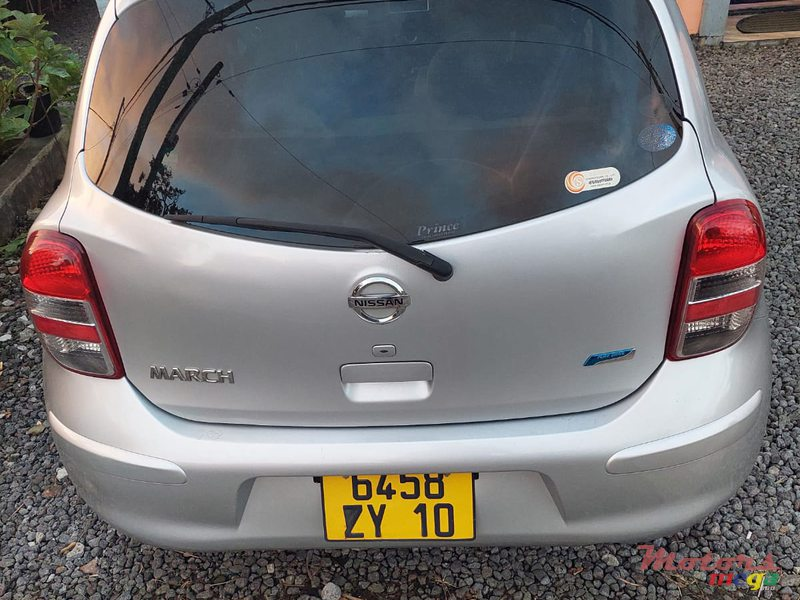 2010 Nissan March in Flacq - Belle Mare, Mauritius - 4