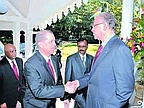 Mauritius and Seychelles Sign Historical Marine Agreement