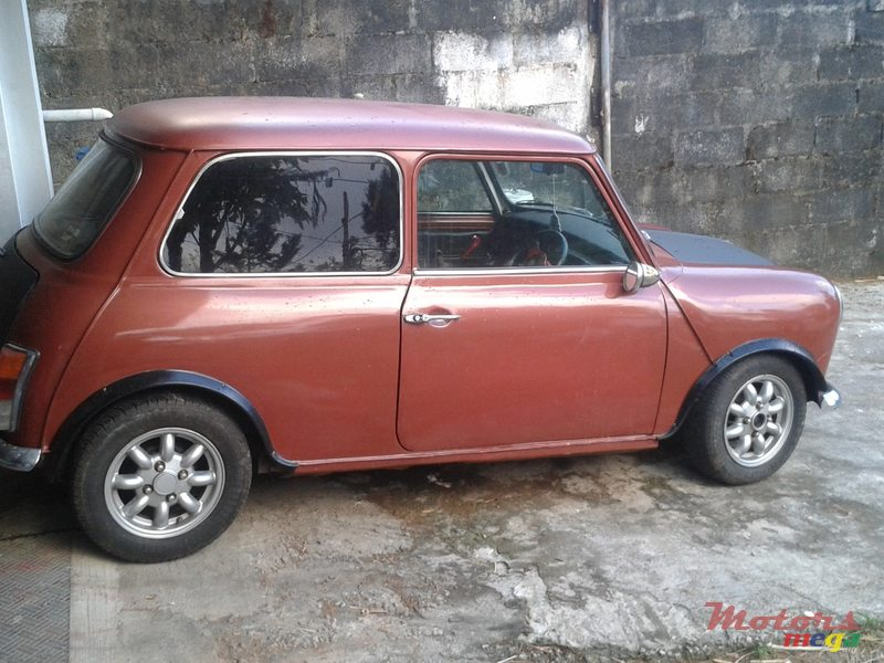 2015 Mini Austin For Sale 56 000 Rs Curepipe Mauritius