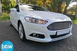 2015' Ford Fusion