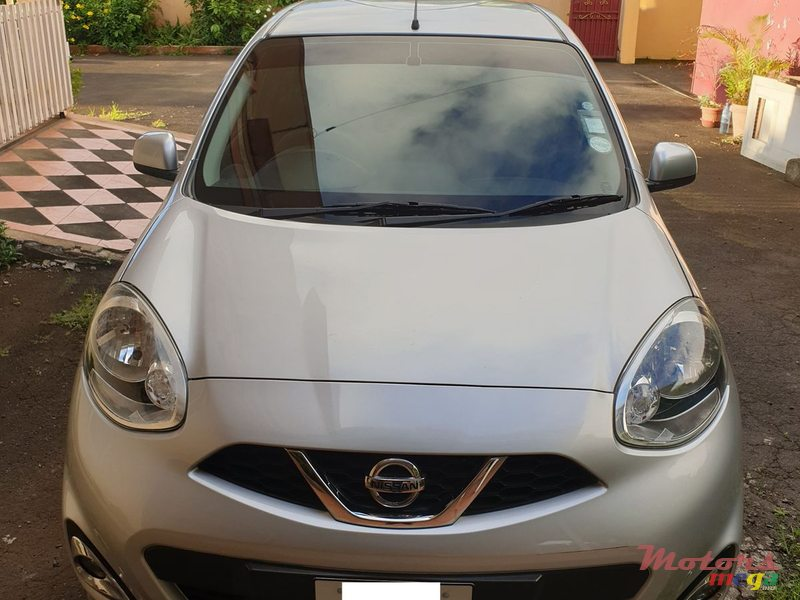 2015 Nissan March in Vacoas-Phoenix, Mauritius