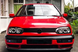 1994' Volkswagen Golf III angel eyes (headlights)