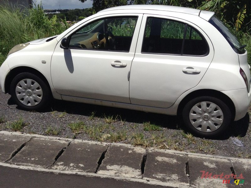 2002 Nissan March in Curepipe, Mauritius