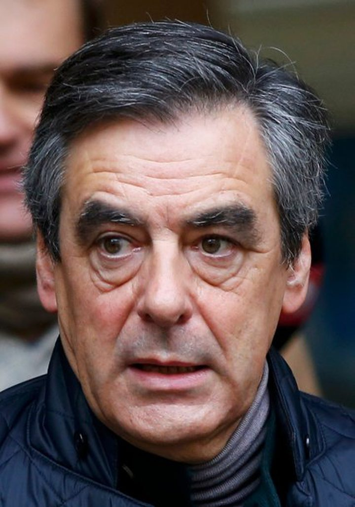 François Fillon, a former prime minister of France