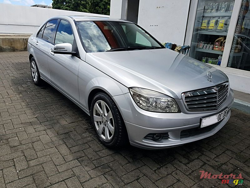 2008 39 mercedes benz c class c200 kompressor automatic for. Black Bedroom Furniture Sets. Home Design Ideas
