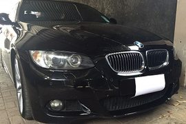 2009' BMW 3 Series Coupe 335i m sport