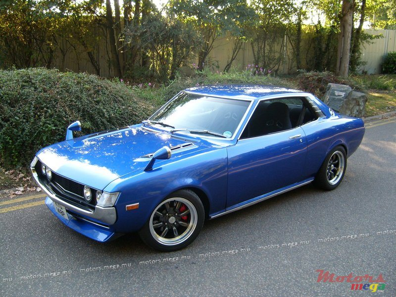 1980 Toyota Celica 2000gt For Sale 200 000 Rs Vacoas