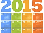 The List of Public Holidays in 2015