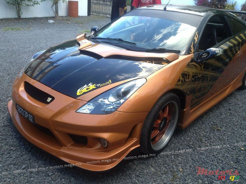 2002\' Toyota Celica Sports Car for sale - 4,000,000 Rs. Grand Baie ...
