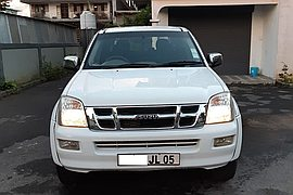 2005' Isuzu KB Series