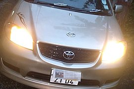 2004' Toyota VIOS Manual 1.5L