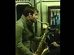 Video of the Day: Sax Battle in Subway