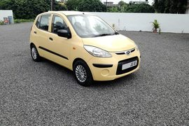 2010' Hyundai i10 Manual 1.2L