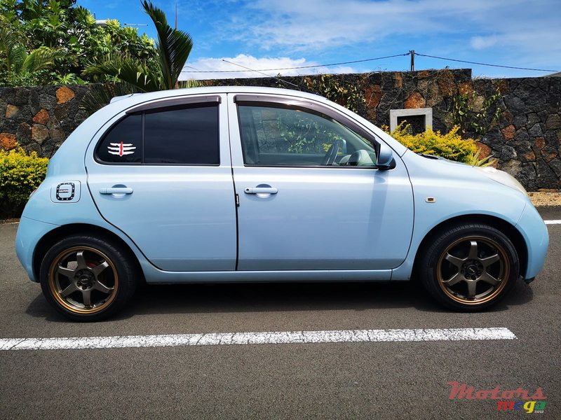 2005 Nissan March Ak12 in Trou aux Biches, Mauritius - 2
