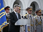 Ukraine's President Poroshenko: 'New Russia' Is Like 'Mordor'