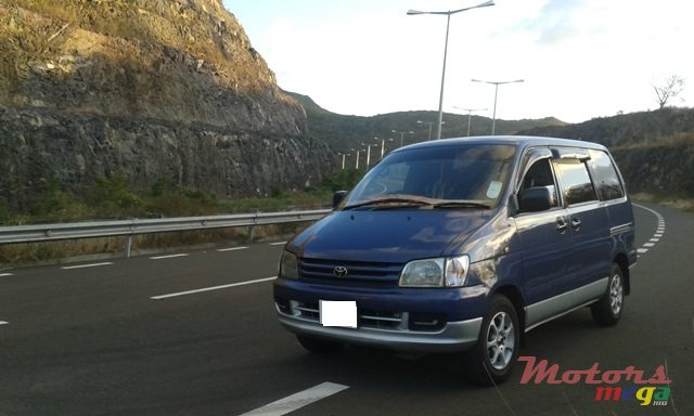 1998     Toyota       Town Ace       Noah    for sale  195 000 Rs Port Louis  Mauritius