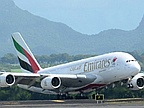 Emirates Moves Forward Second A380 to Mauritius