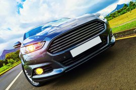 2015' Ford Fusion 1.5 EcoBoost