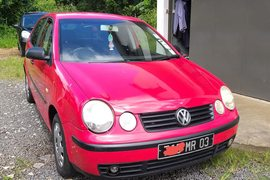 2003' Volkswagen Polo 1.2L [3 cylinder]