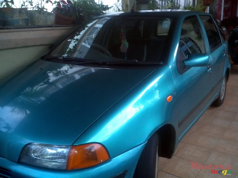1998' Fiat Punto for sale - 55,000 Rs. manuella, Curepipe ...