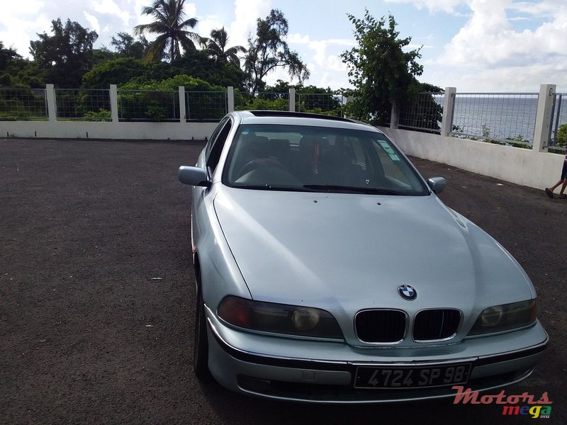 1998 BMW 5 Series in Port Louis, Mauritius - 2
